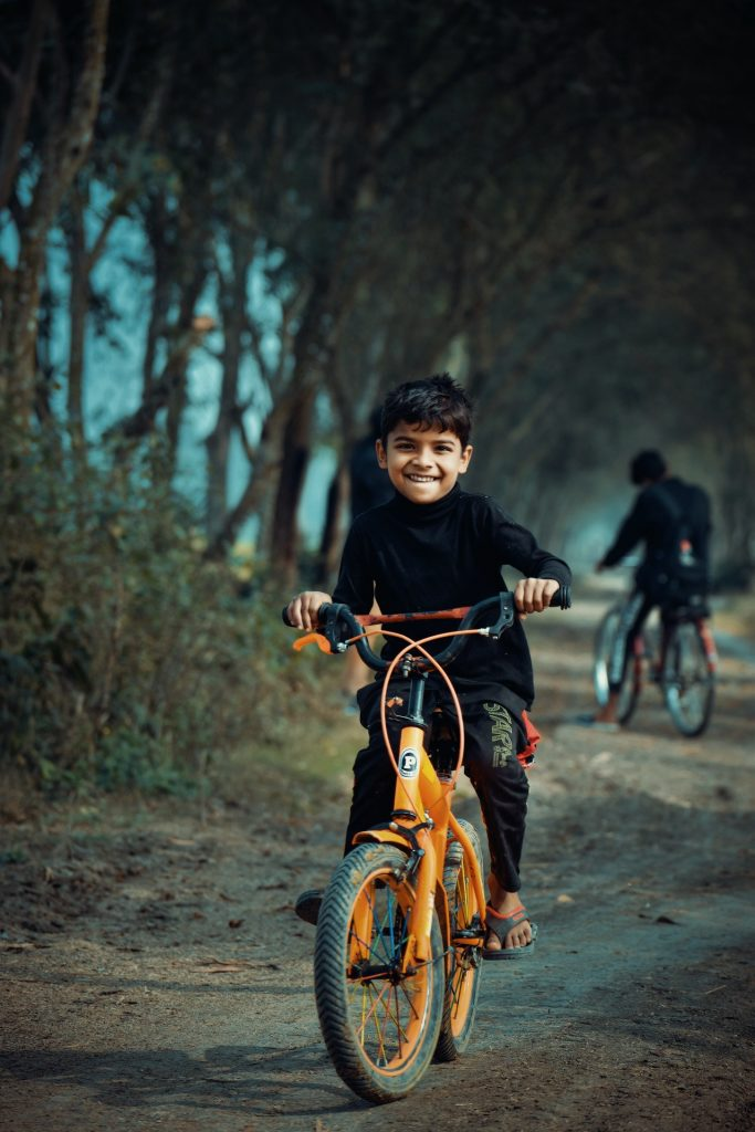lesson bike